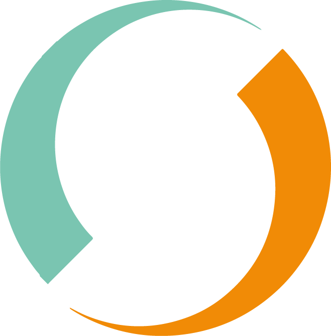 Scottish Recovery Network roundel logo.